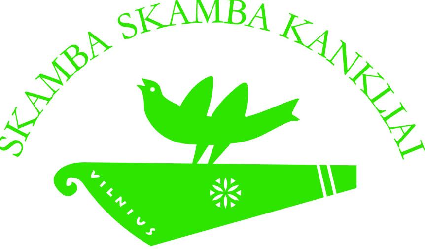 Skamba kankliai logo