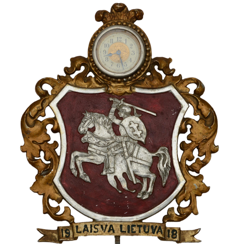 heraldikos paroda Raudondvaryje