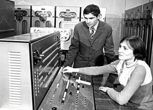 Minsk 22 - viena pirmųjų skaičiavimo mašinų | VU nuotr.