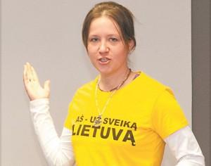 Savanorė Sigita | asmeninio archyvo nuotr.