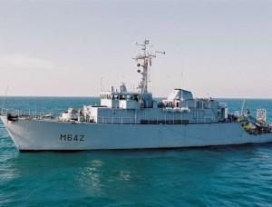 Prancūzijos gynybos ministerijos nuotr.