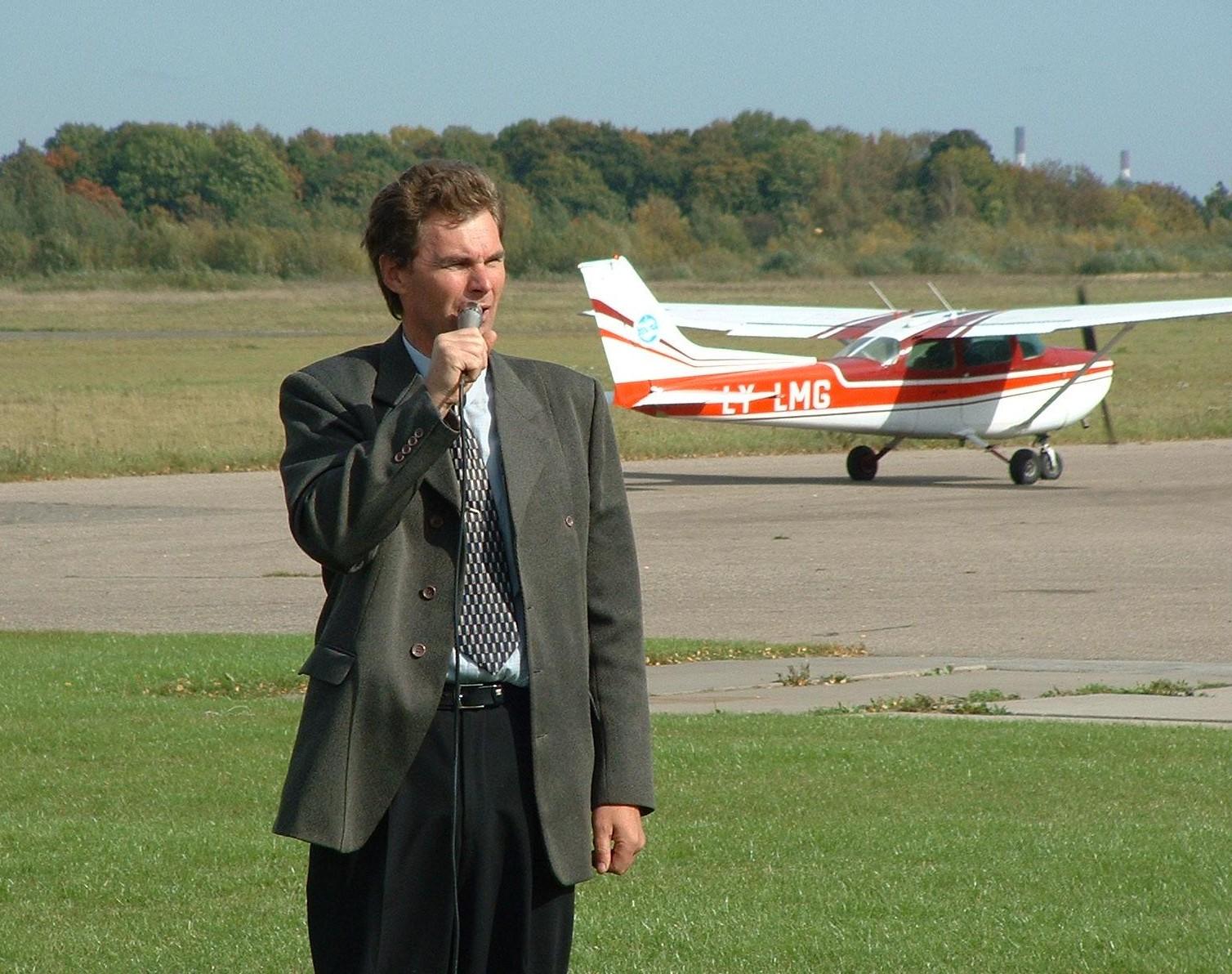 Algimantas Žentelis | organizatorių nuotr.
