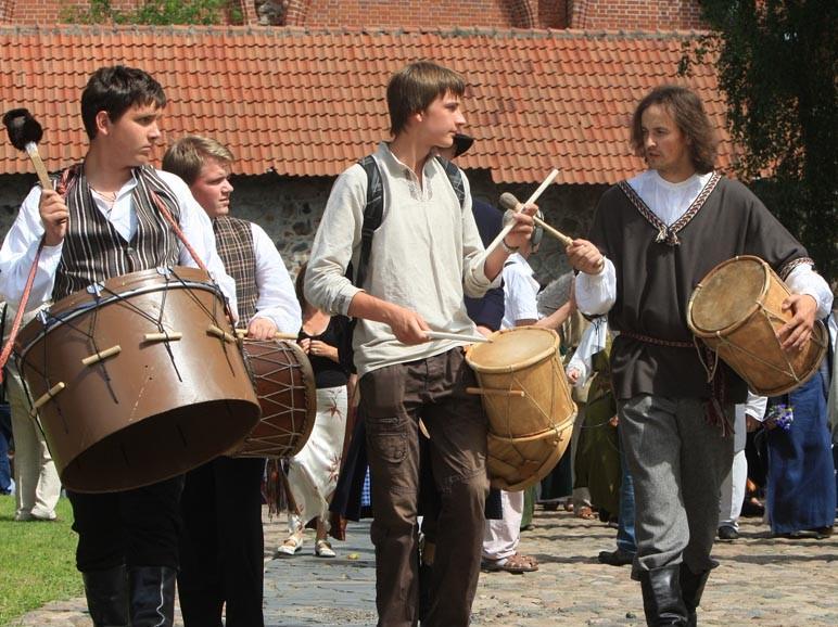 Dainų šventė. Folkloro diena | LLKC nuotr.