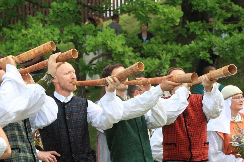 Dainų šventės folkloro diena | LLKC nuotr.
