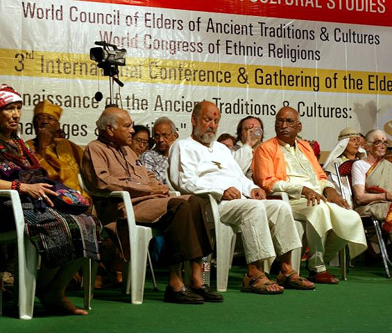 Pasaulio religijų konferencija Nagpure Indijoje 2009 m. | Alkas.lt nuotr.