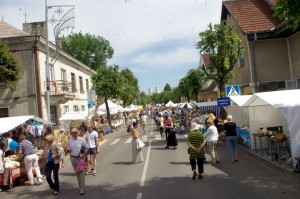 Molėtų miesto šventė 2012 m.   J.Bareikio nuotr.