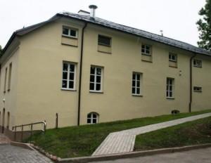 Veisiejų regioninio parko direkcijos parko lankytojų centras | O. Drobelienės nuotr.