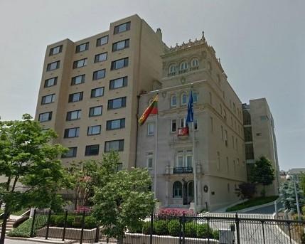 Lietuvos ambasada Vašingtone | global.truelithuania.com nuotr.