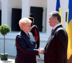 Dalia Grybauskaitė ir Petro Porošenko   lrp.lt, R.Dačkaus nuotr.