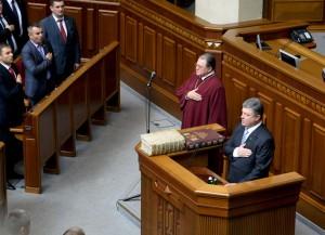 Ukrainos prezidento P. Porošenko inauguracija | lrp.lt, R.Dačkaus nuotr.