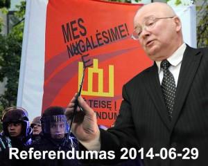 Referendumas dėl Žemės | Alkas.lt nuotr.