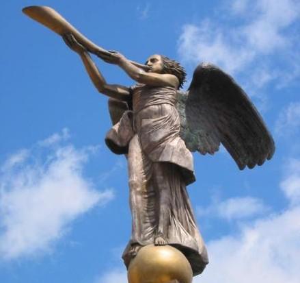Užupio angelas | miestai.net nuotr.