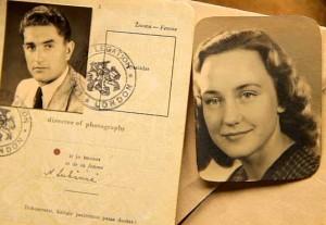 J. Lukšos-Daumanto ir N. Bražėnaitės-Lukšienės santuokos liudijimas