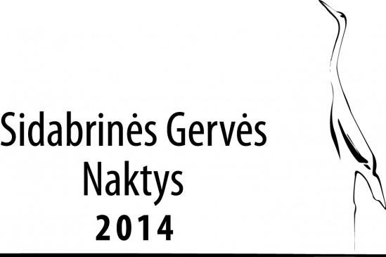 Sidabrines gerves naktys2014