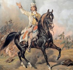 Tadas Kosciuška | Juliušo Kosako paveikslas
