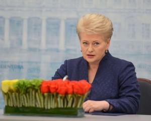 Dalia Grybauskaitė | lrp.lt, R.Peleckio nuotr.