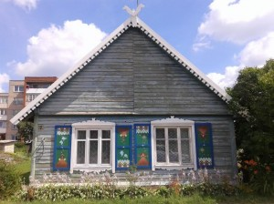 Rokiškyje vyko 10-asis jubiliejinis langinių tapymo pleneras | plenero rengėjų nuotr.