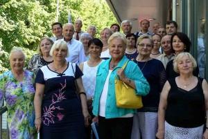 Pasaulio lietuvių bendruomenės vadovai lankėsi Karaliaučiuje | R.Senapėdžio nuotr.