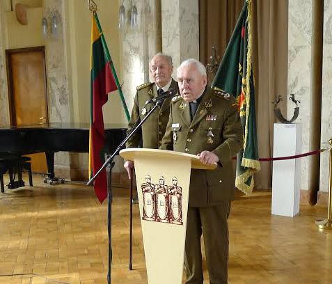Alfonsas Svarinskas | Lietuvos Sąjūdžio Kauno tarybos nuotr.