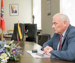 VRM ministras Dailis Alfonsas Barakauskas | VRM nuotr.