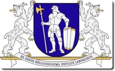 Dzūkijos herbas  | lt.wikipedija.org nuotr.