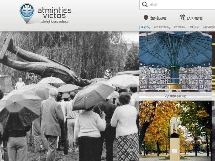 Kauno virtuali miesto svetaine