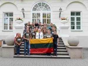 Misija Sibiras 2014 prezidenturoje_president.lt