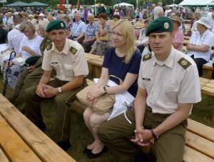 Ariogaloje vyko Lietuvos tremtinių, politinių kalinių ir Laisvės kovų dalyvių sąskrydis | rengėjų nuotr.