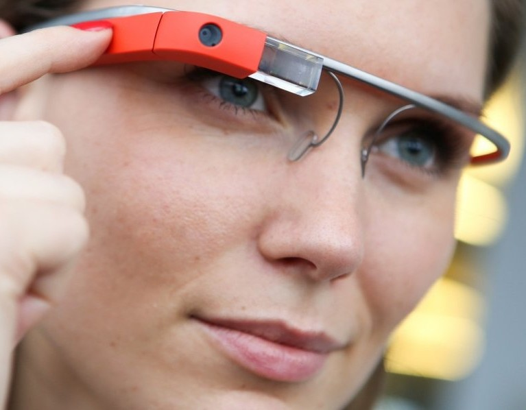 Google glass akiniai | K.Čachovskio, delfi.lt nuotr.