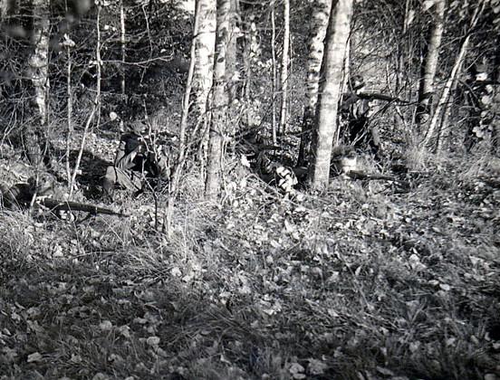 Kęstučio apygardos partizanai | Lietuvos genocido ir rezistencijos tyrimo centro archyvų nuotrauka