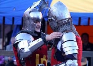Riterių turnyras Trakų pilyje | A. Statkevičiaus