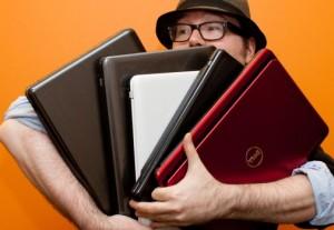 Nešiojami kompiuteriai   technologijos.lt nuotr.