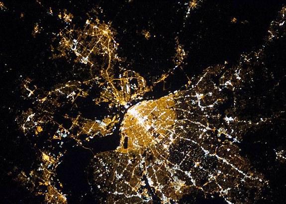 NASA ragina žmones pabandyti identifikuoti savo gyvenamas vietas | © www.nasa.gov nuotr.