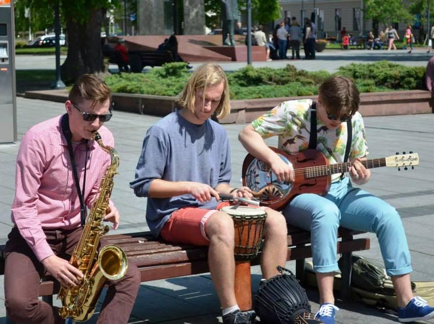Gatvės muzikos diena   gmd.lt nuotr.