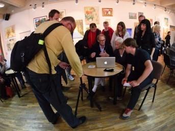 Fotomeninkų seminaras Nidoje | iš rengėjų arch. nuotr.