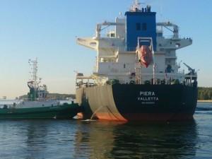 Klaipėdos valstybinio jūrų uosto nuotr,