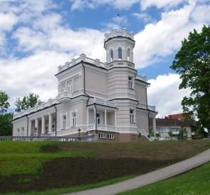 Druskininkų muziejaus pastatas | L. Rekevičienės nuotr.
