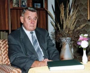 Edvardas Gudavičius, 1999 m. | V. Valuckienės nuotr.