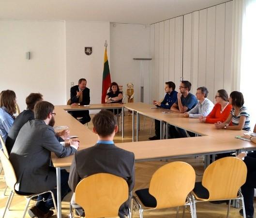 Lietuvių kalbos kursai Vokietijoje