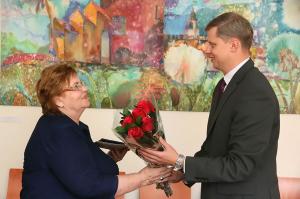 Milė Šablauskaitė | Kauno miesto savivaldybės nuotr.
