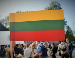 partiotiškumas vėliava