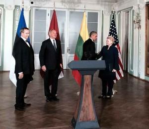 Susitikime su prezidentu B. Obama – Lietuvos saugumo garantijos | lrp.lt