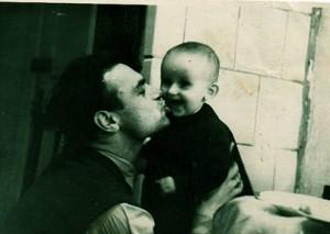 Dalius su Tėčiu | asmeninė nuotr.