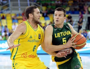 Lietuva–Australija | FIBA nuotr.