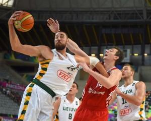 Lietuva – Turkija | FIBA nuotr.