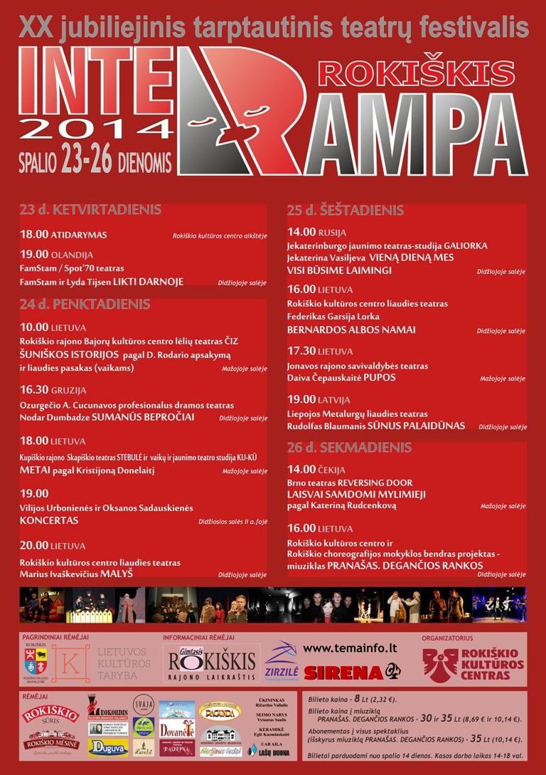 INTERRAMPA-2014 afisa