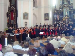 Respublikinę sakralinės muzikos šventę | rengėjų nuotr.