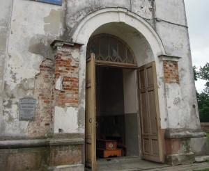 Veliuonos bažnyčia   Kultūros paveldo departamento nuotr.