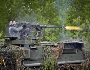 Kariai treniruojasi Rukloje | kariuomene.kam.lt nuotr.