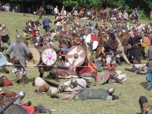 Vikingų antpuolis | wikipedia.org nuotr.
